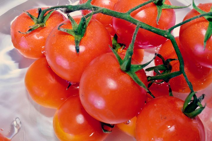 Cherry tomatoes - Photography