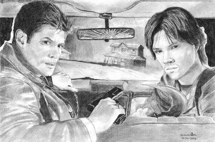 Supernatural - Ara's art