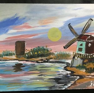 Lighthouse view! - Northlight acrylic