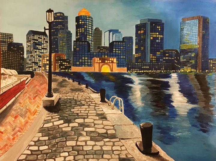 City View - Artistically Nerdy