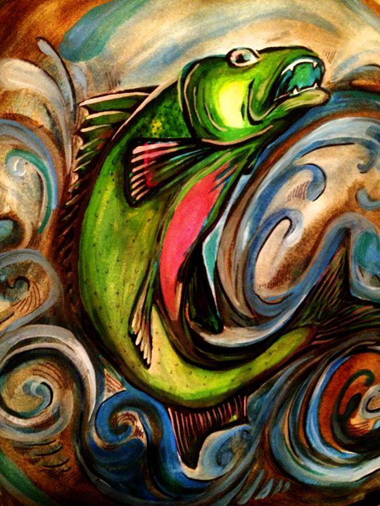 Walleye - Lefteyeplacebo.com