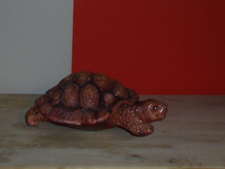 Tortoise - Varvara Vitkovska