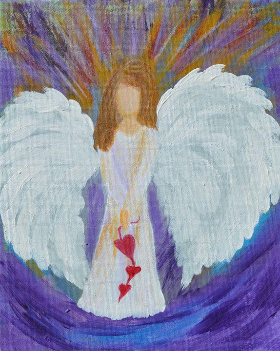 Guardian Angel - Inside My Soul - Kathy Fontenot