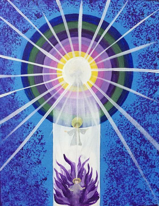 I AM Presence Bright - Inside My Soul - Kathy Fontenot