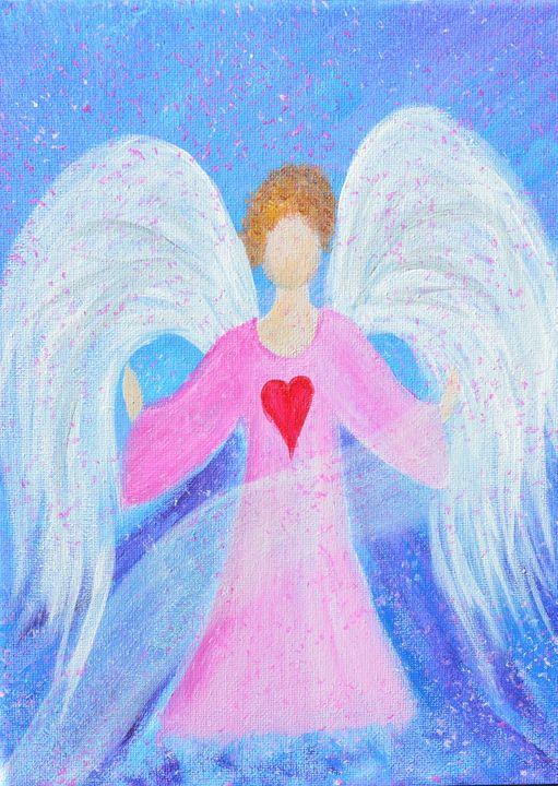 Love Angel - Inside My Soul - Kathy Fontenot