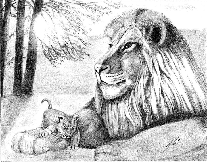 Lions Day - Jose Torres