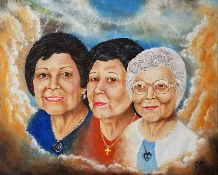 Three Angels - Jose Torres
