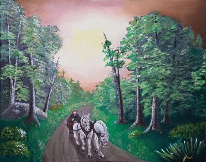 Journey Home - Jose Torres