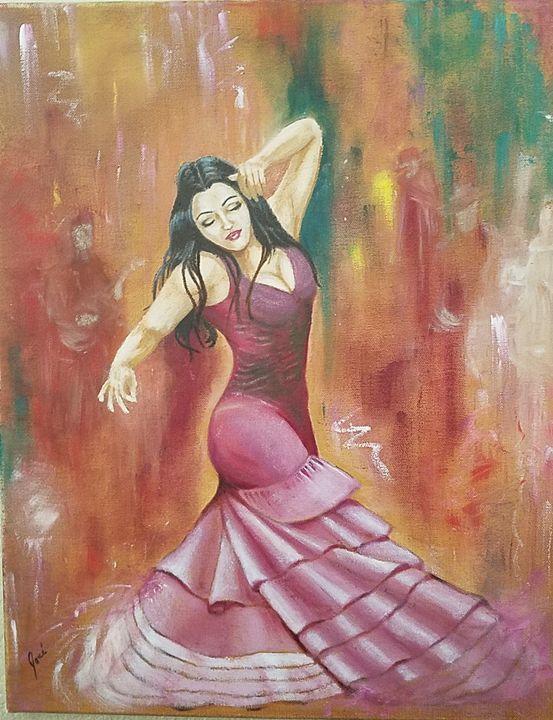 Spanish Dancer - Jose Torres