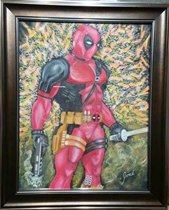 DeadPool - original sold