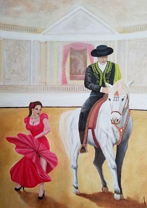 Horse Dance - Jose Torres
