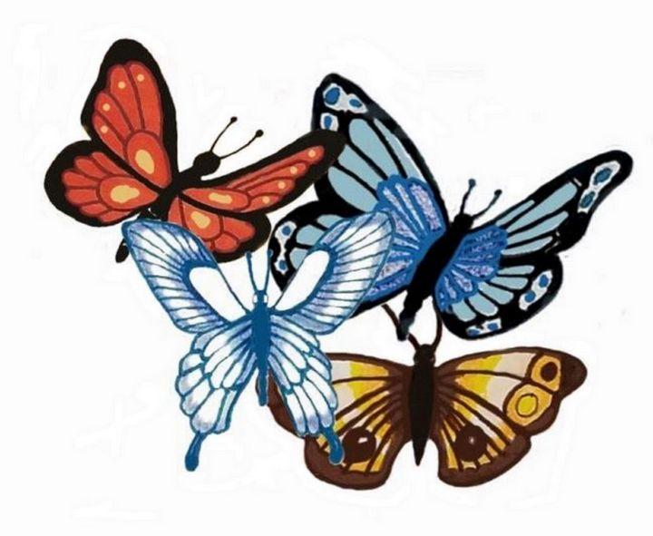 Color of Butterflies - Jose Torres