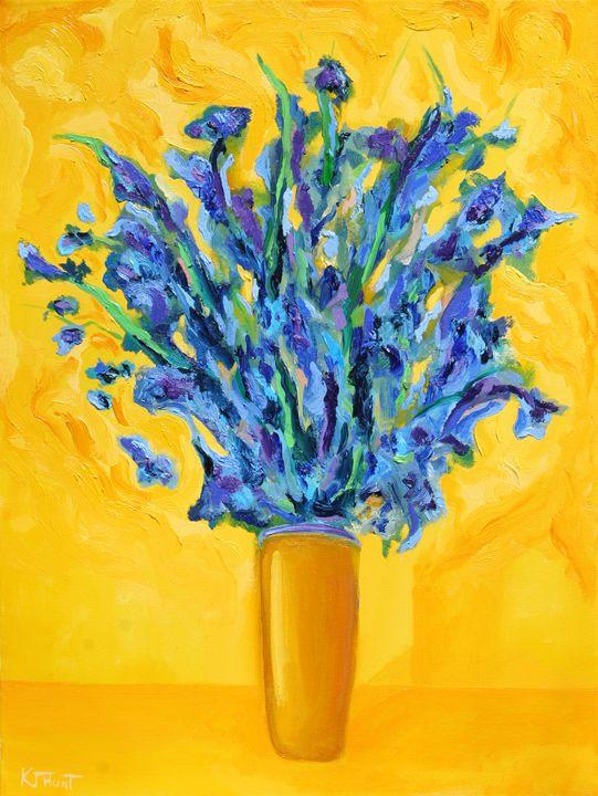 Floral 6 - Kenneth Hunt