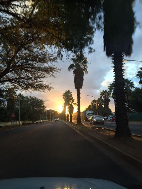 Sunset - Lu