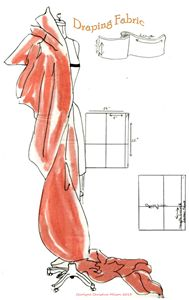 Draping Fabric