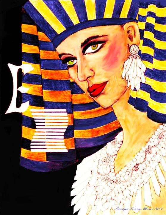 Egypt - Carolyne Christine with Mearumbella Designs