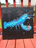 original blue lobster