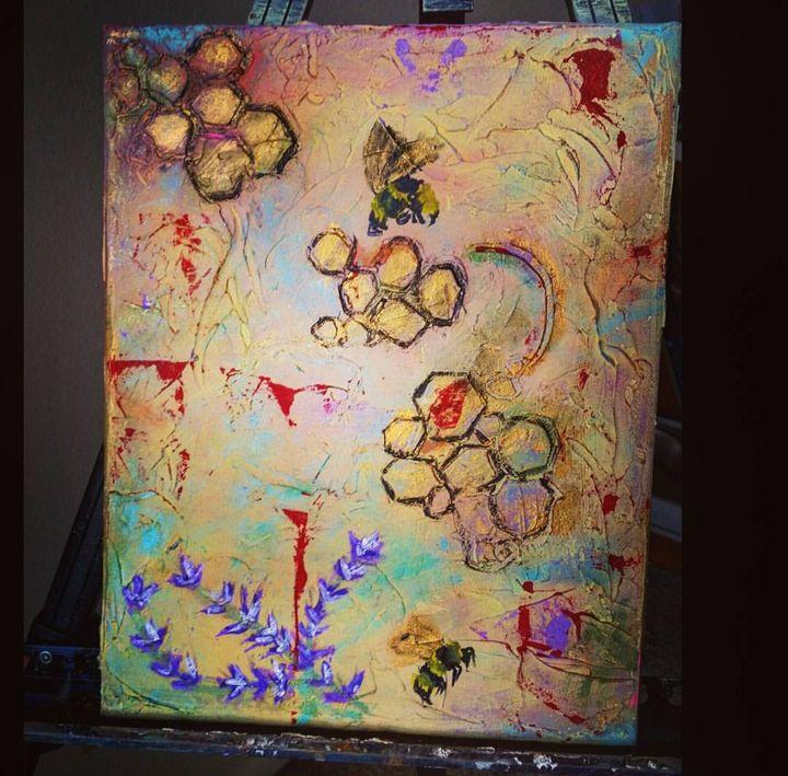The Hive - Kayla Annistasia Farre
