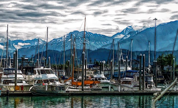 FWC Seward Alaska 2 - Aimee L Maher