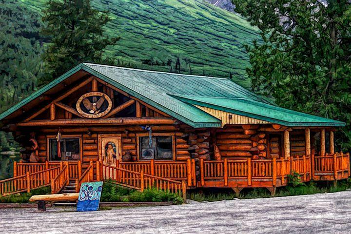 FWC Summit Lake Lodge Alaska - Aimee L Maher