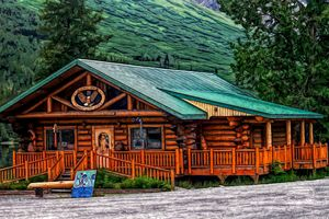 FWC Summit Lake Lodge Alaska