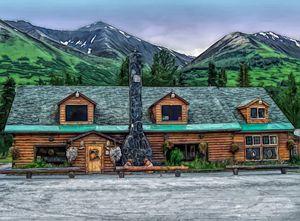 FWC Summit Lake Lodge