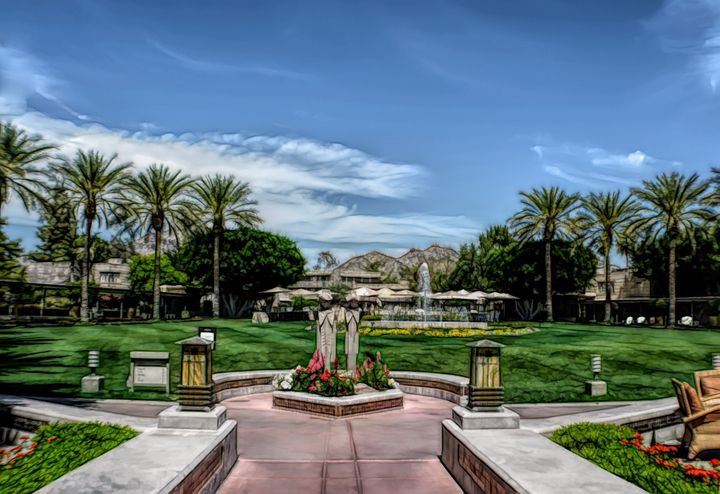 FWC Arizona Biltmore Gardens - Aimee L Maher