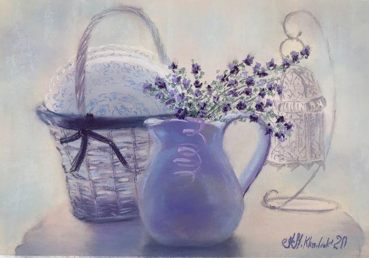 Lavender Provence - Nataly Mikhailiuk