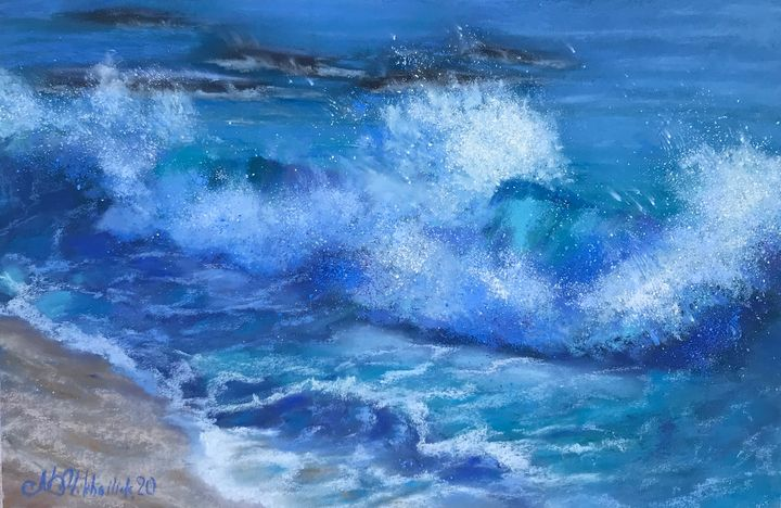 Your Wave - Nataly Mikhailiuk