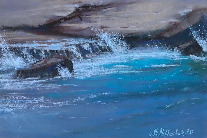 Tender Sea - Nataly Mikhailiuk