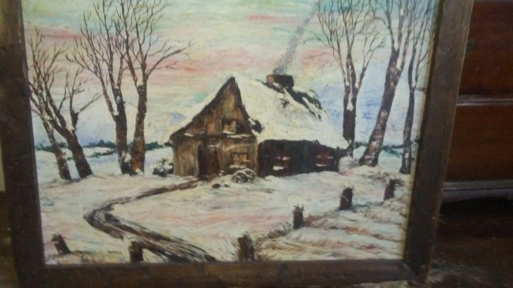 Cottage In Winter? - gigi33
