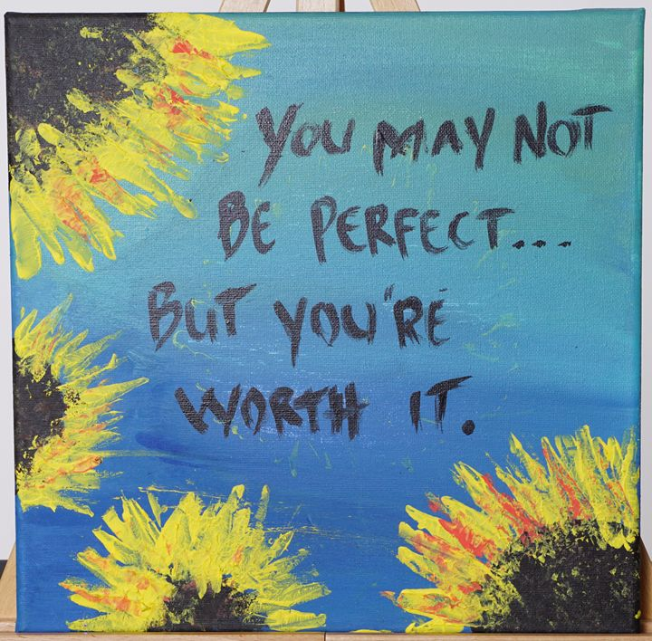 You May Not Be Perfect - Kelli Michael