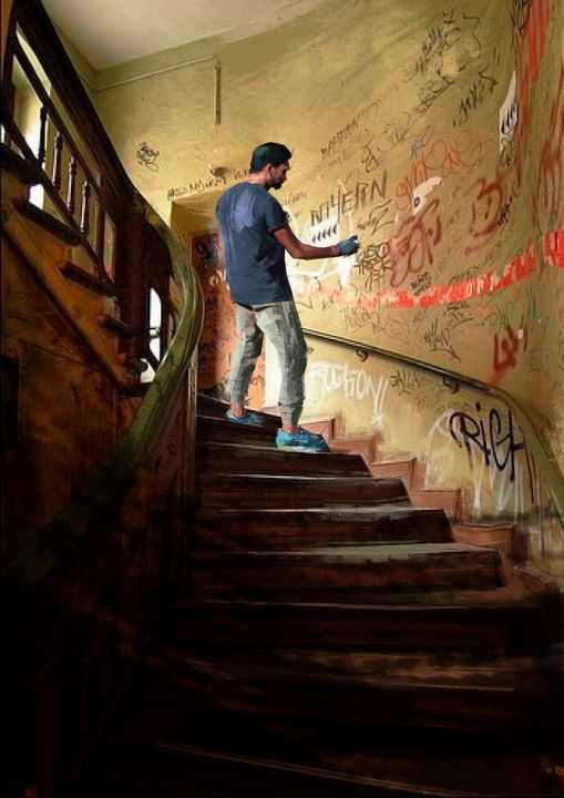 Stairs - Tefa