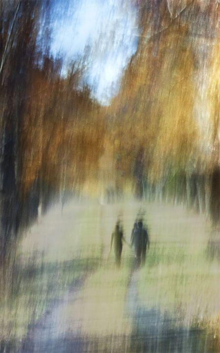 Autumn Walk - Alex Sobiecki Photography