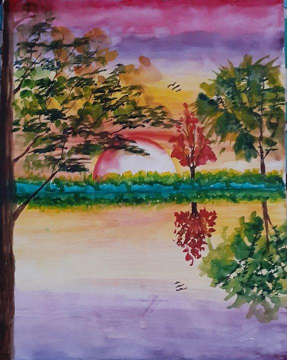 Hello sunset - GB Gallery