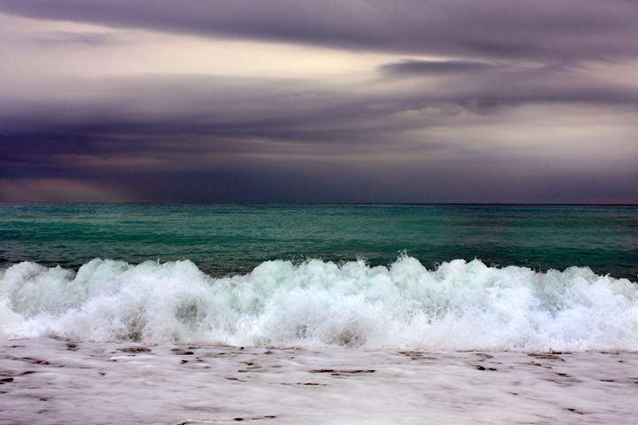 Emerald Sea - Martina Rathgens Art & Photography