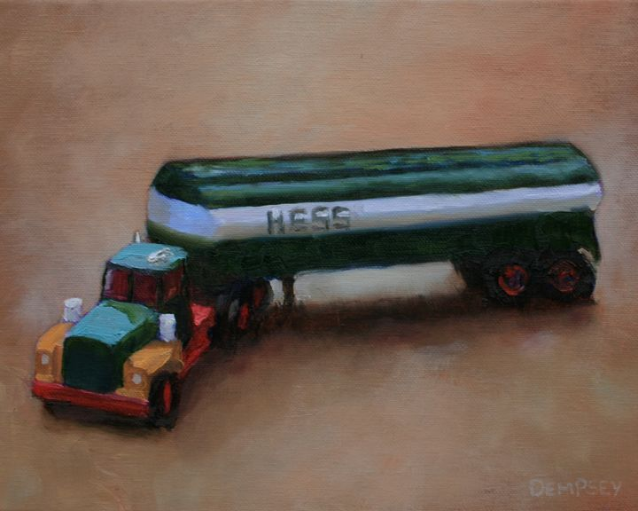 Hess Truck - Tom Dempsey
