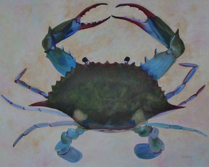 Crab - Tom Dempsey