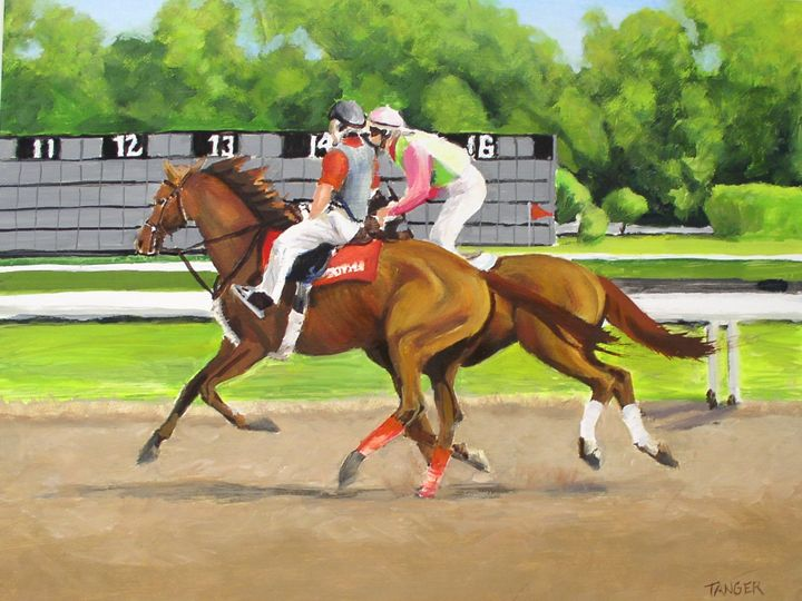 Cooling Out - Tanger Studio
