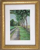 original pastel landscape