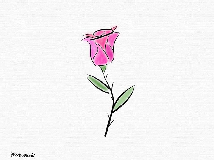 Rose - Hiromichi