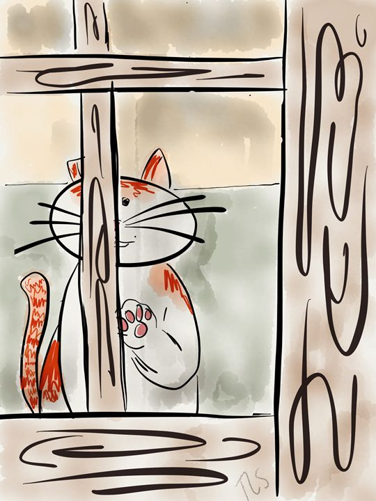 Where Have all the Squirrels Gone? - Sunshine's Doodles