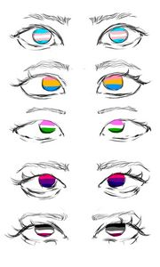 Show Some Pride Eyes
