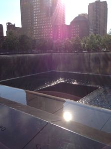 Ground Zero Reflection Pool