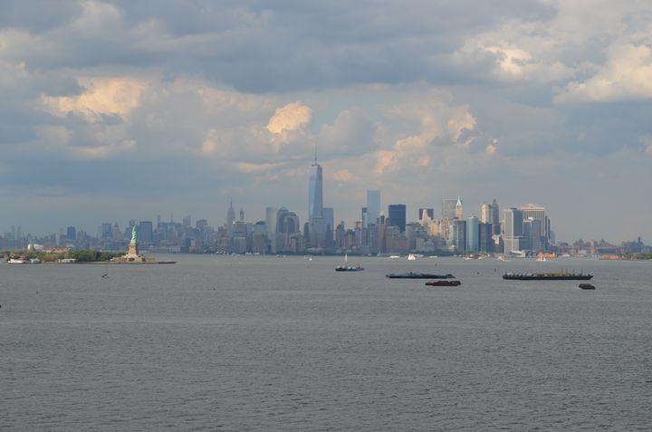 New York City Harbor - Pixi photography