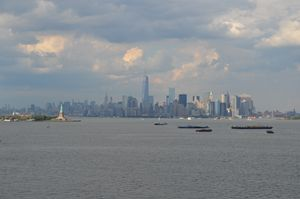 New York City Harbor