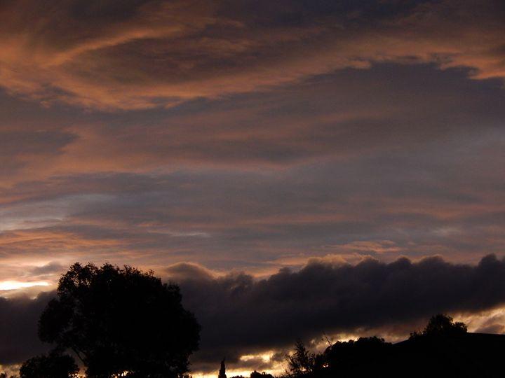 sunset - samararose photography
