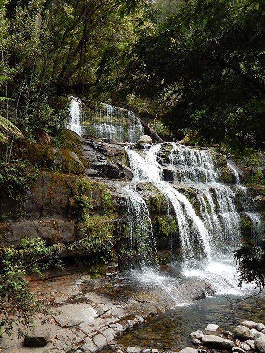Waterfall - samararose photography