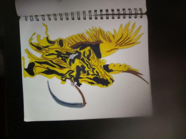 Golden reaper - Angels creations