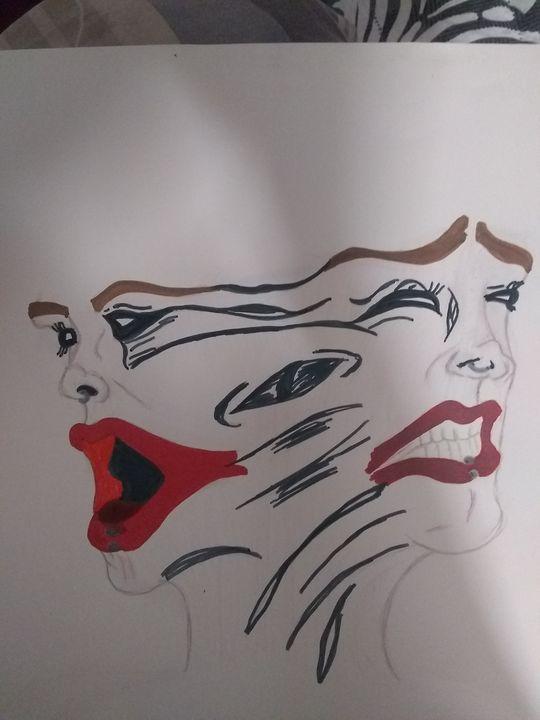 Depression art - Angels creations